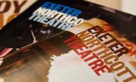Exeter Northcott Theatre Programmes