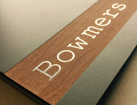 Bowmers-Menus